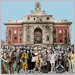 Peter Blake Chiswick Timelin Limited Edition