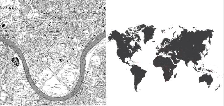 Ekta map