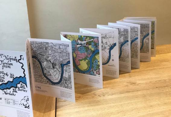 The Chiswick Timeline A History in Art and Maps Open