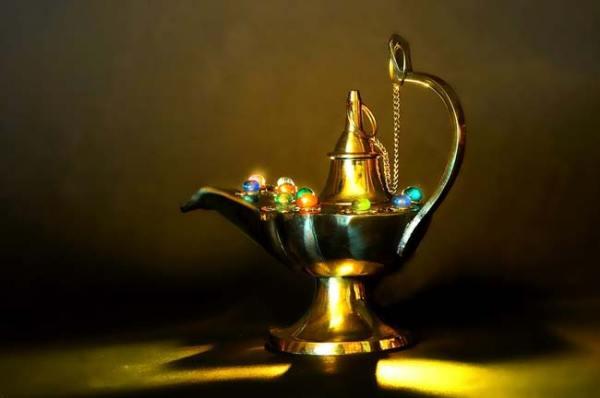 Краткое содержание сказки Волшебная лампа Аладдина для ...