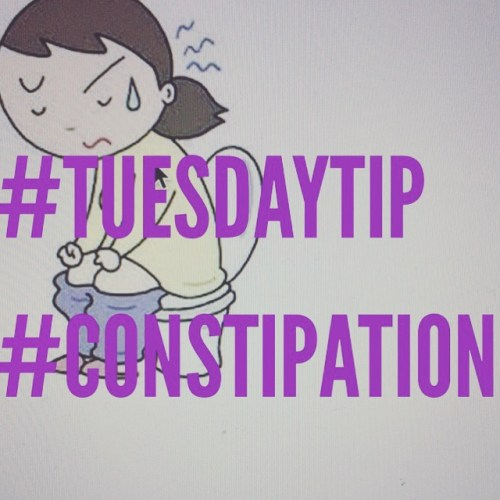 #tuesdaytip #constipation