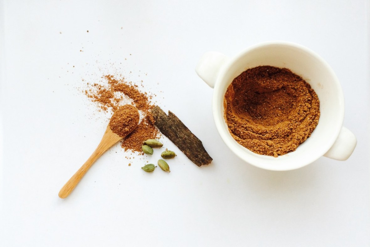 Fall's Breakfast Spice Mix #chitchaatchai