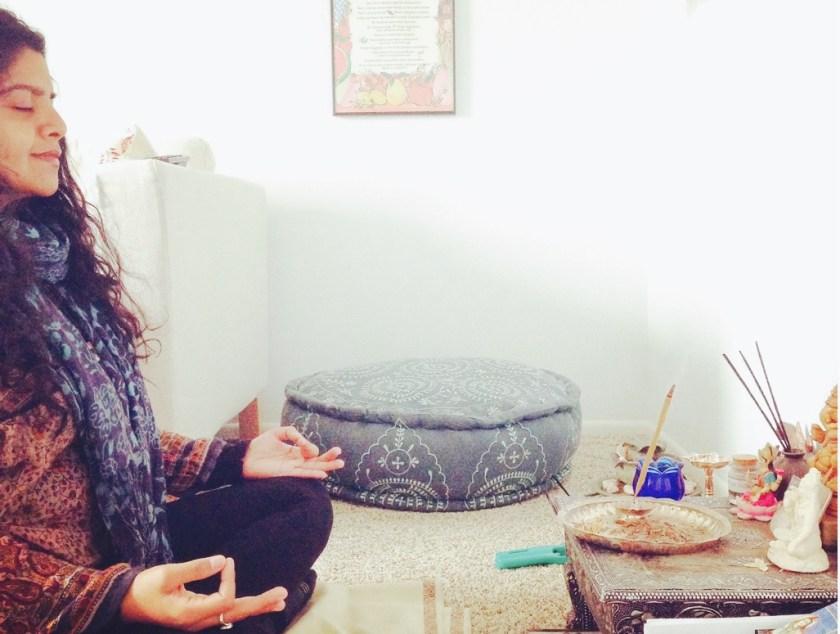 Rucha-Meditation