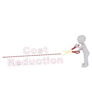 コスト削減 リスク管理