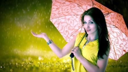 梅雨 雨のシーズン