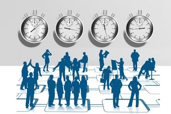 時間管理 時間配分