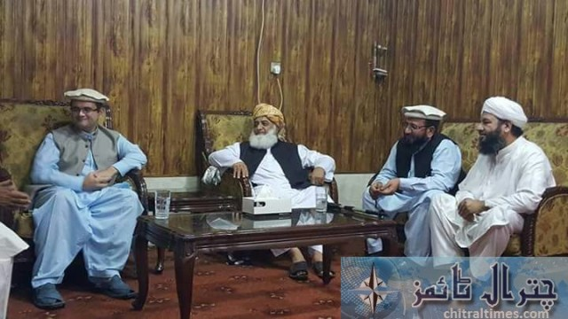 molana fazlur rehman and mehter chitral2