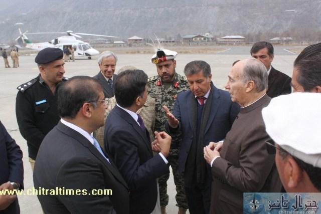 HH aga khan visit to chitral55778