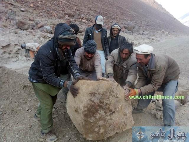 social work by ismaili community of Mastuj