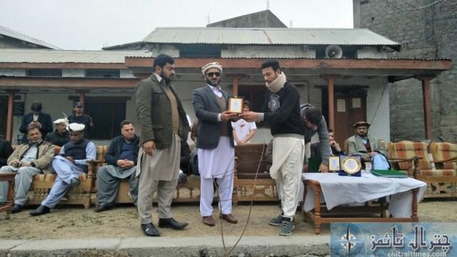 Osama academy chitral prize distribution 21