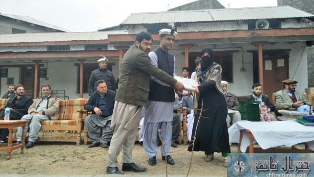 Osama academy chitral prize distribution new