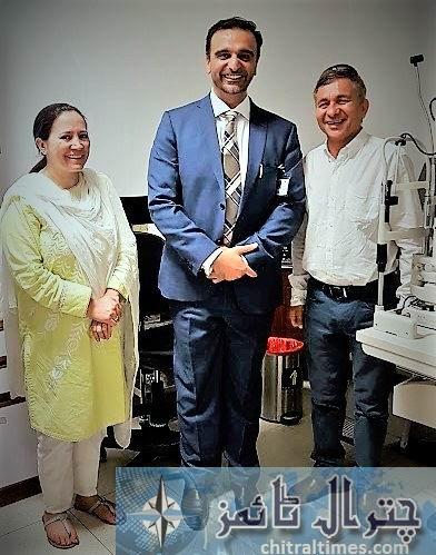 dr and shams qamar