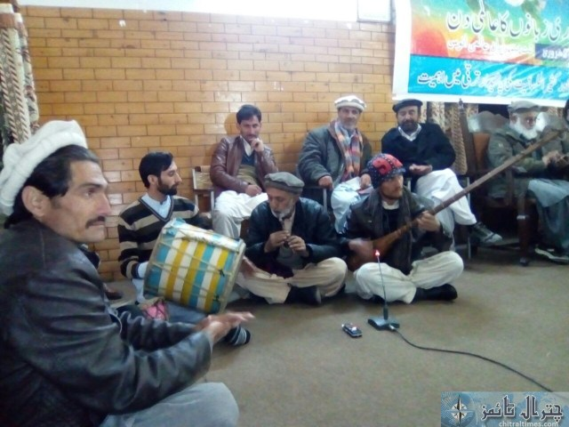 international languages day celebrated in Chitral 2