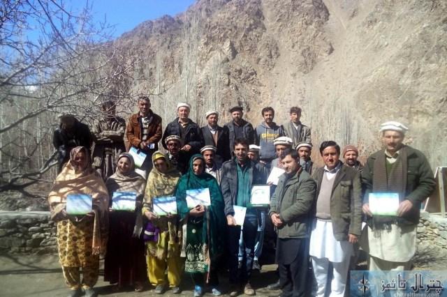 GADO received PPAF award chitral