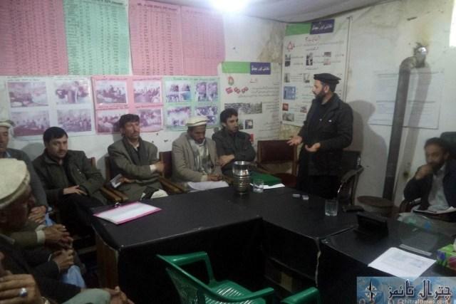 GADO received PPAF award chitral2