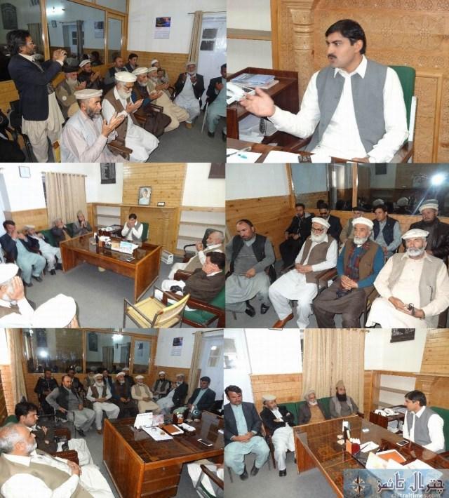 broze ayun bijli meeting with ac sajid nawaz