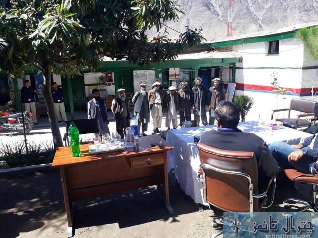 drosh police arrest forest cutting mafia of arandu2