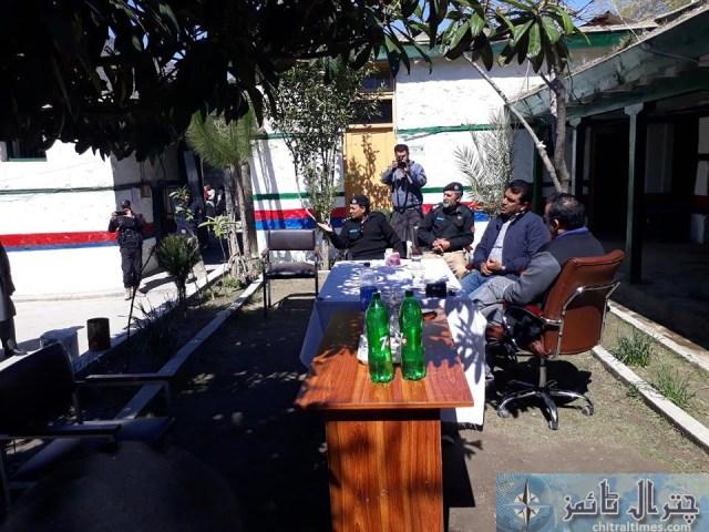 drosh police arrest forest cutting mafia of arandu3
