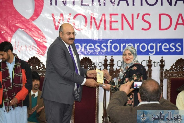women day organized by Hashoo Chitral 6