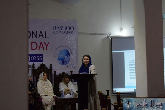women day organized by Hashoo Chitral 7