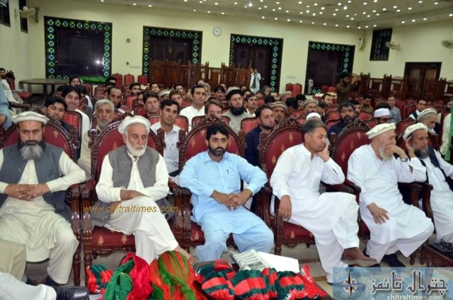 sartaj ahmad khan and other joined pti chitral 10