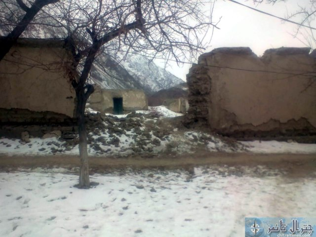 mastuj police stations ruins collapsed building 2