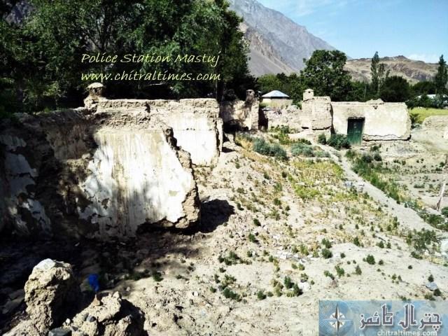 police station mastuj collapsed building 3 1