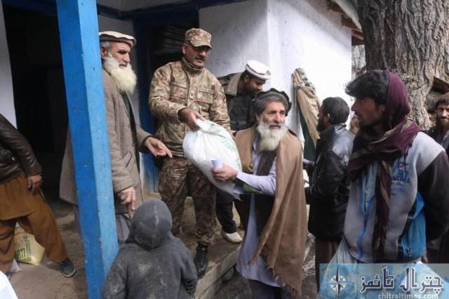 Army chitral free medical camp 1