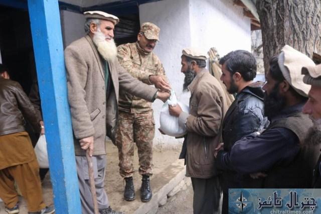 Army chitral free medical camp 9