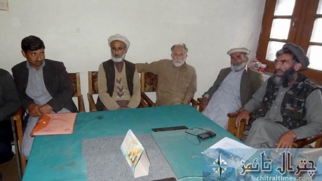 Chitral pwd labor union 1