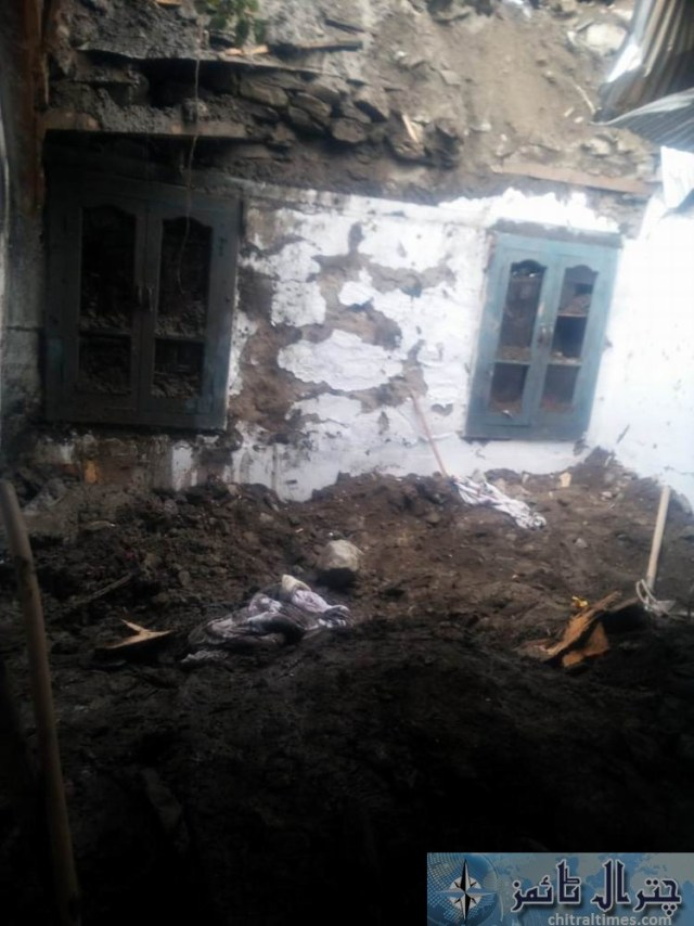Danani residential houses collapsed 3 died 3