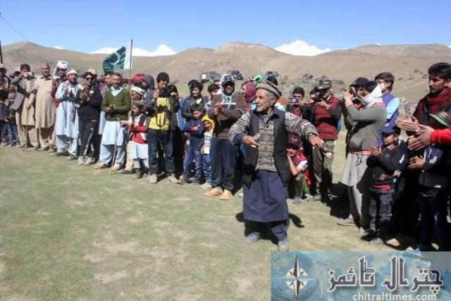 Qaqlasht old citizen program 2