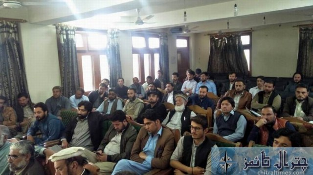 pti abdul lateef press confrence chitral 2