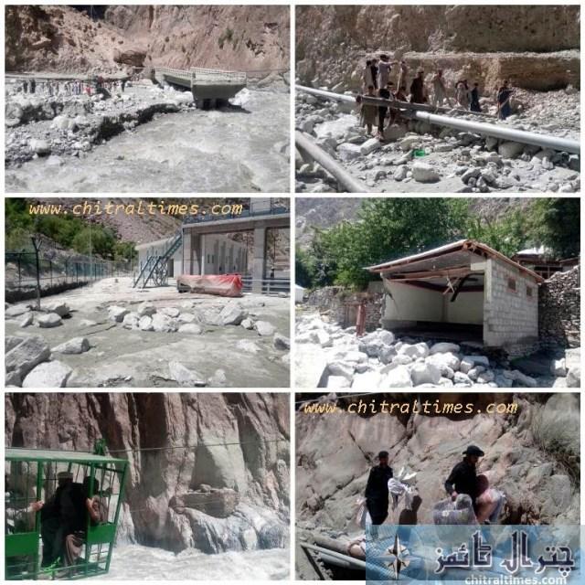 Golan flood victims chitral press forum 2