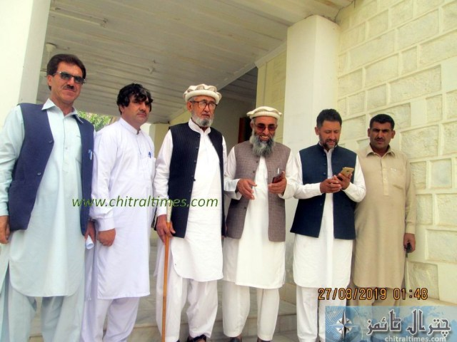 Tehsil council Mastuj last meeting 9