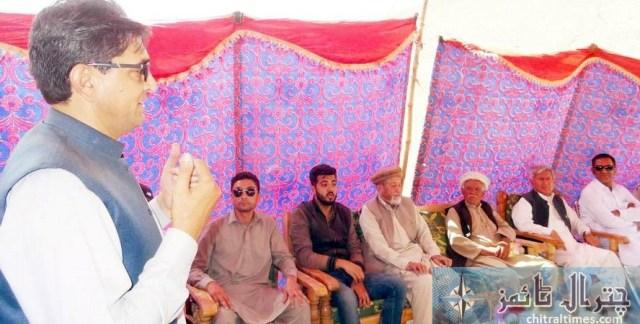 pri karam ali shah chitral visit 3