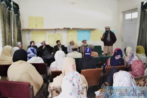 agri research center chitral trainig through acted pakistan 7