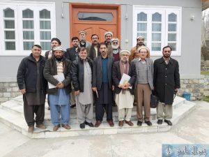 chitral media workshop