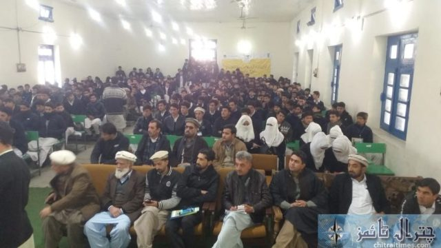 voters day held in chitral under election commision 10