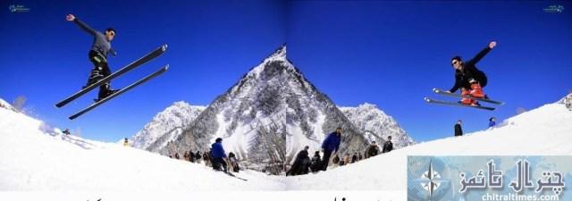 madaklasht chitral snow festival 2020 10