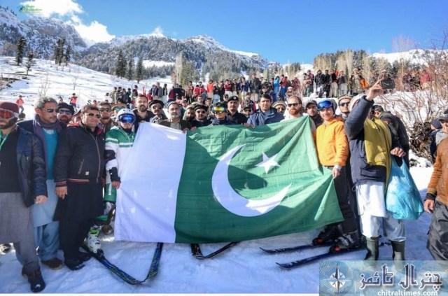 madaklasht chitral snow festival 2020 2
