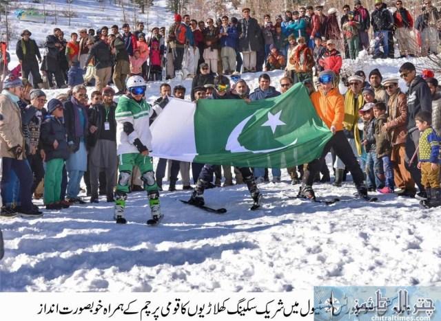 madaklasht chitral snow festival 2020 4
