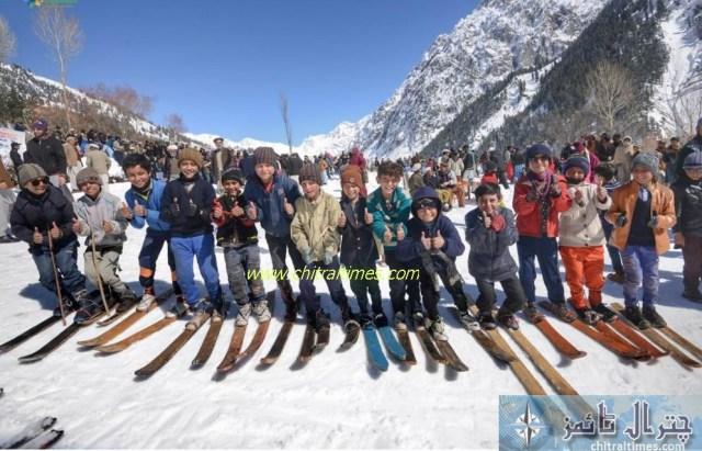 madaklasht snow festival chitral 7