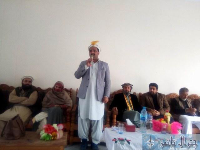 wazir zada mpa chitral visit