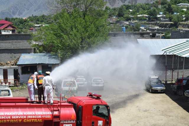 rescue 1122 chitral spray ada3 1