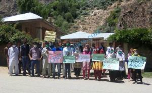 students protest aanist internet service garamchashma chitral 3 scaled