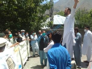 chitral prostest against dialosis machine ji youth scaled