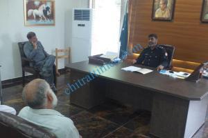 dpo chitral abdul haye with pc