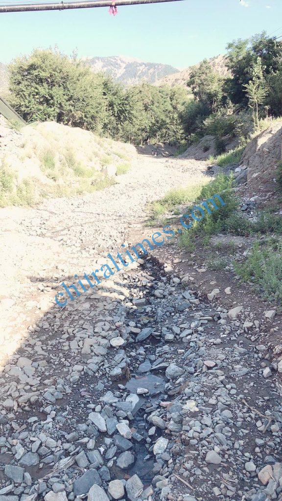 drosh kaldam nala flood damages 5 1