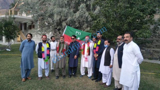 iftikhar ul mulk joined pti4